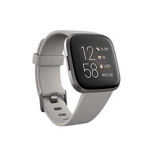 Fitbit Versa 2 Health & Fitness Smartwatch £131.61 @ Amazon USA