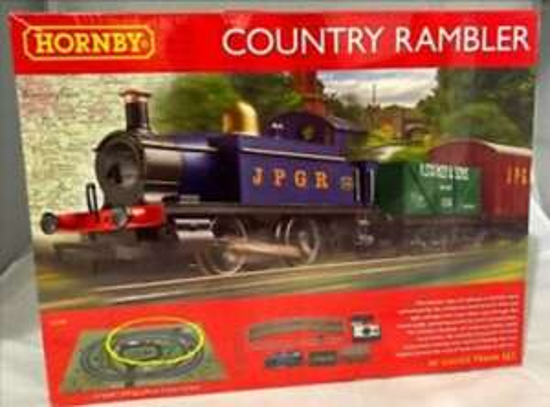 Hornby country rambler train set - £39.99 instore @ LIDL Swansea
