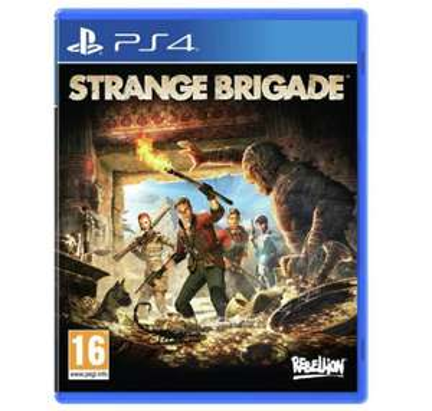 Strange Brigade PS4 £7.99 @ Argos (Free Collection)