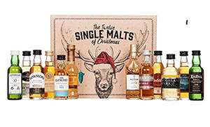 12 Malts of Christmas Advent Calendar 2019 Gift Set - £23.96 In store Costco Liverpool