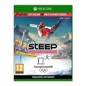 Steep Road To The Olympics (Winter Games Edition) Xbox One Game for £5.99 Delivered @ 365games