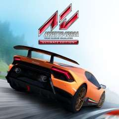 Assetto corsa ultimate edition ps4 £7.99 @ Playstation Store