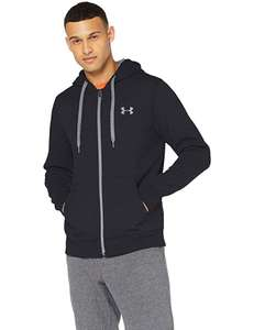 Under Armour Men's Rival Fitted Men's Sport Zip Hoodie £22.50 at Amazon