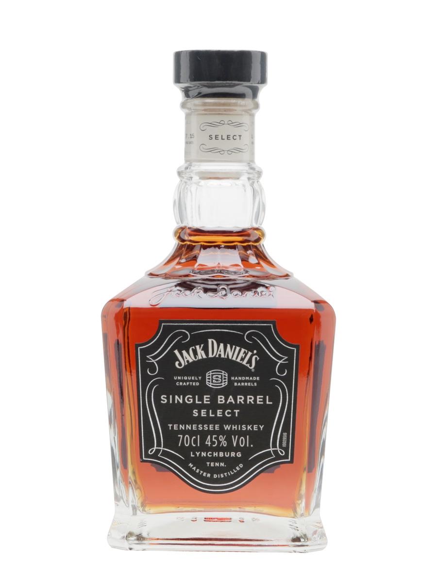 Jack Daniels Single Barrel 70cl - £30 @ Sainsbury's