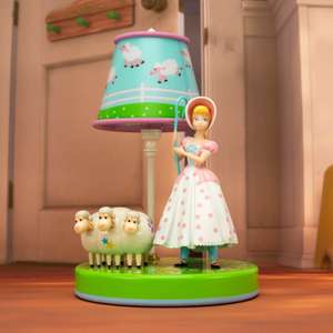 Toy Story Bo-Peep Lamp £19.99 Delivered at IWOOT