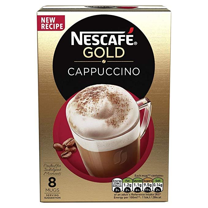 Nescafe Cappuccino 8 satchets £1 @ Poundland (Coperation street, Birmingham)