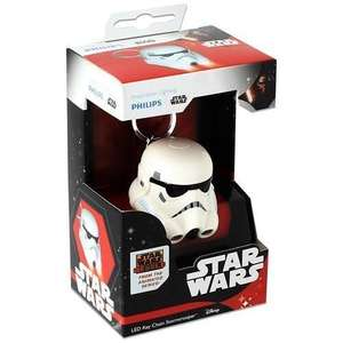 Star Wars Stormtrooper helmet LED Keychain £1 @ Poundland (Ann Street, Belfast City Centre)