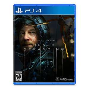 Death Stranding PS4 - £29.99 +£5.48 delivery @ Scan