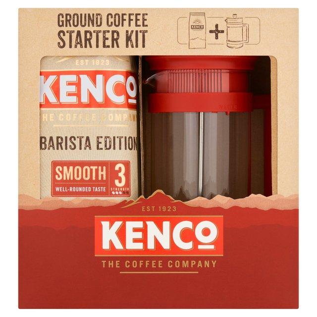 Kenco Coffee Starter Kit- £3.99 @ B&M Runcorn