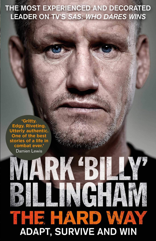 The Hard Way: Adapt, Survive and Win Book (Mark Billingham) - £6 Hardback @ Amazon (+£2.99 non-Prime)