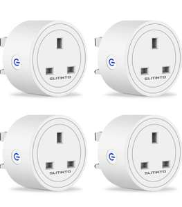 WiFi plugs pack of 4 - £25.99 - Sold by SlitintoDirect / Fulfilled by Amazon