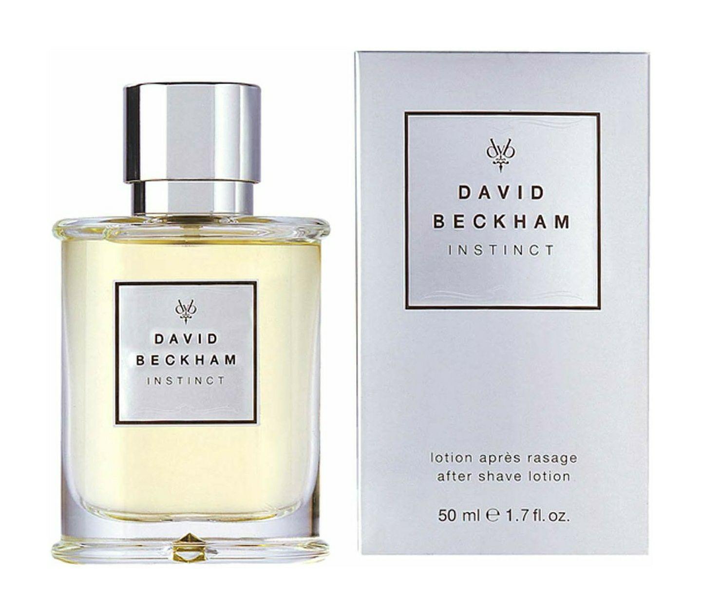 David Beckham Instinct Fragrance Aftershave Lotion for Men, 50 ml - £5.33 @ Amazon (+£4.49 non-Prime)