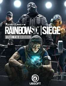 Rainbow Six Siege Ultimate (season pass year 4 3 2 & 1 + game) - £26.88 With Code @ Ubisoft Store, PC game (works with steam)