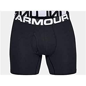 Under Armour 3 Pack Men's Charged Cotton sports underwear (15cm) - £16.95 @ Amazon Prime (+£4.49 non-Prime)