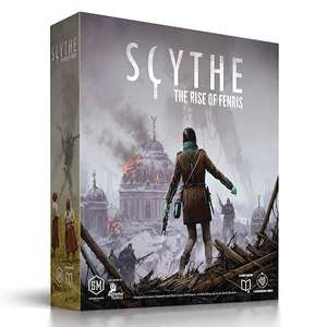 Scythe: The Rise of Fenris Board Game Expansion £31.49 @ 365games with code