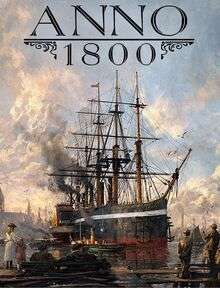 Anno 1800 PC £21.99 with code @ Ubisoft Store