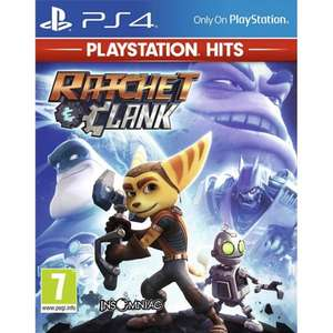 Ratchet and Clank (PS4) £9.95 Delivered @ The Game Collection