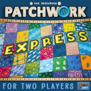 Patchwork Express Board Game £7.19 @ 365games with code