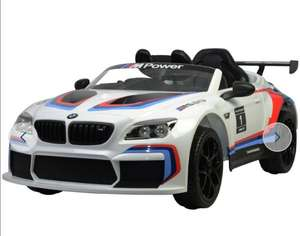 BMW GT3 Replica 12V Powered Ride On Car with Remote - £120 @ Argos (Free Collection)