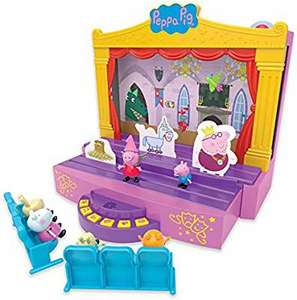 Peppa Pig 6964 Peppa's Stage Playset - £12.46 (prime) at Amazon - +£4.49 non-Prime