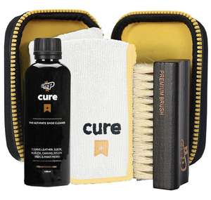 Crep Protect - Cure Cleaning Travel Kit at Amazon - £8.45 Prime (+£4.49 non Prime)