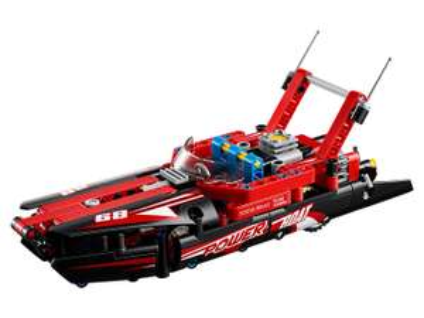 Lego Technic powerboat Sainsbury's Kidderminster instore for £10