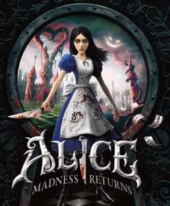 Alice: Madness Returns (Xbox one/Xbox 360) £3.74 with gold @ Microsoft store