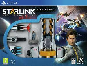 Starlink: Battle for Atlas (PS4 / Xbox One) for £7.99 delivered @ Argos eBay