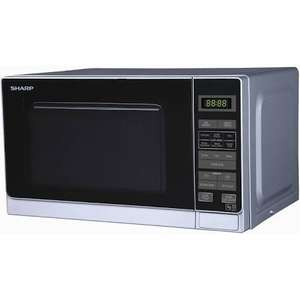 Sharp R-272 20 Litre Touch Control microwave oven £49.99 Lidl
