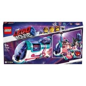 LEGO Movie 2 70828 Pop-Up Party Bus £34.99 @ Smyths (Instore Only)