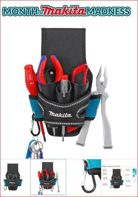 Makita P-71912 BC Universal Hand Tool Holder £9.95 + £4.95 delivery Powertoolworld