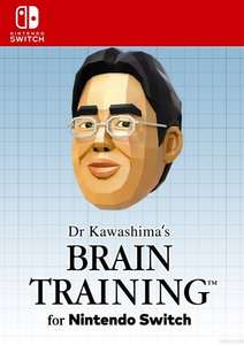 Dr Kawashima's Brain Training (Nintendo Switch - PreOrder) Digital £18.29 @ CDKeys