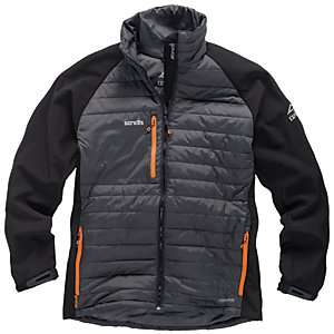 Scruffs Expedition Thermo Softshell Jacket - Grey size XL £17.95 delivered Wickes