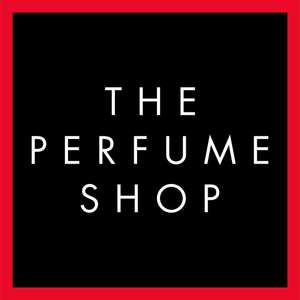 Discounts applied at checkout - 10% off £40 / 20% off £60 / 25% off £100 at The perfume shop
