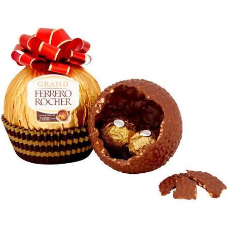 Ferrero Grand Rocher £3.00 (2.70 with NUS) @ Co-op (Matlock)