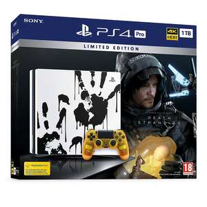 PS4 Pro Limited Edition Death Stranding Console Bundle - £269.99 Delivered @ Game