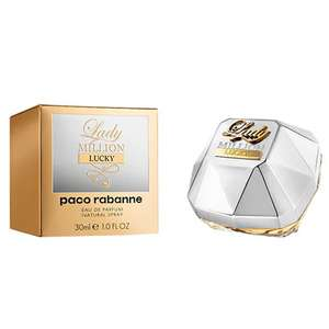 Paco Rabanne Lady Million Lucky Eau de Parfum for her 30ml £28.49 The Perfume Shop next day delivery