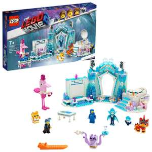The LEGO Movie 2 Shimmer & Shine Sparkle Spa - 70837 - £24 (RRP £60)