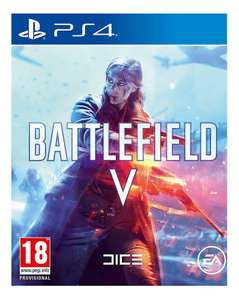 Battlefield V for PS4 and Xbox £12.99 Smyths Toys