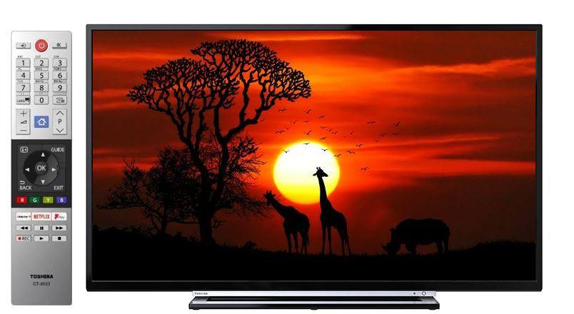 """Toshiba 55U2963DBT 55"""" Dolby Vision TV £329 @ Tesco Aberdeen"""