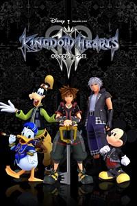 Kingdom Hearts III Xbox One Digital £18.14 @ Microsoft