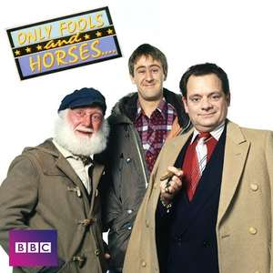 Only Fools and Horses - Full season SD £20.99 Google play store