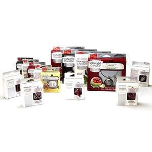 Charming Scents Complete Starter Kit Car Air Fresheners now £10 with Free delivery @ Yankee Bundles
