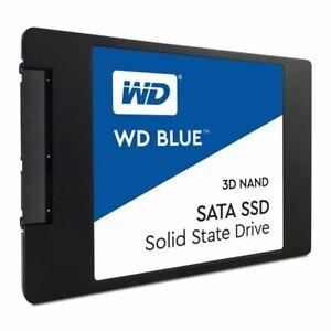 WD Blue SSD 3D NAND 2TB 2.5 SATA £189.93 ebuyer_uk_ltd eBay