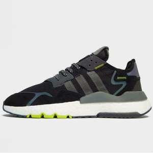 adidas Originals Men's Nite Jogger Trainers Black £56.74 / Grey £52.49 Delivered (With Code) @ JD Outlet / eBay