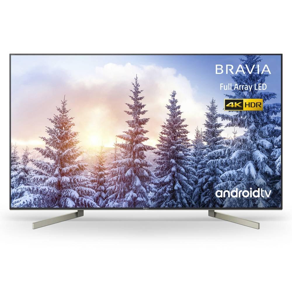 Sony KD65XF9005BU 65 4K Ultra HD HDR Smart Android TV with X-Motion Clarity £939 @ hughesdirect ebay