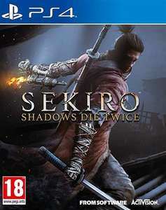 Sekiro: Shadows Die Twice : Used £30 for collection & £31.50 for delivery @ CeX