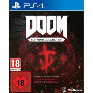 Doom Slayers Collection (PS4 / Xbox One) - £20.95 Delivered @ The Game Collection
