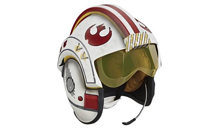 Star Wars The Black Series Luke Skywalker Battle Simulation Helmet £69.94 @ Amazon