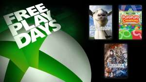 [Xbox One] Valkyria Chronicles 4, Goat Simulator and Puyo Puyo Champions - Free Play Days with Xbox Live Gold @ Xbox Store